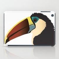 Toucan iPad Case
