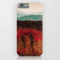 Field Of Flowers iPhone 6 Slim Case