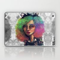 All We See Is Ultraviole… Laptop & iPad Skin