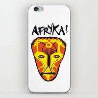 Afryka! iPhone & iPod Skin