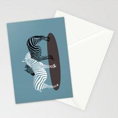 Zebra Embrace Stationery Cards