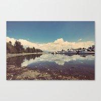 Stanley Park Canvas Print