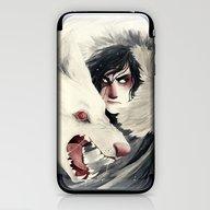 JON SNOW iPhone & iPod Skin