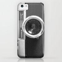 iPhone 5c Cases featuring Camera by Nicklas Gustafsson
