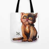 Gimme' Kitty Tote Bag