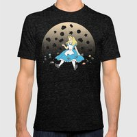 Of All the Silly Nonsense Mens Fitted Tee Tri-Black SMALL