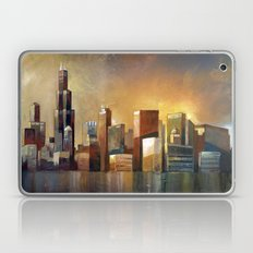 Chicago Sunrise Laptop & iPad Skin