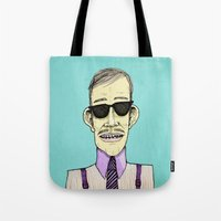 The Dapper Tote Bag