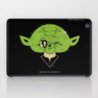 StarWars May The Force B… iPad Case