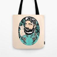 Tropicalia  Tote Bag