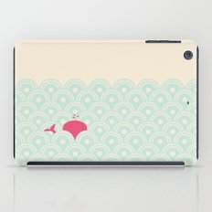 Pink Whale iPad Case