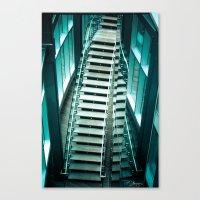 Revel Steps Canvas Print