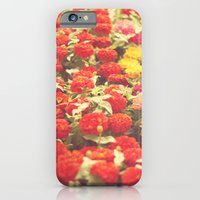 I'd like to lie in a bed of flowers iPhone 6 Slim Case