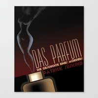 CASSANDRE SPIRIT - Perfume Canvas Print