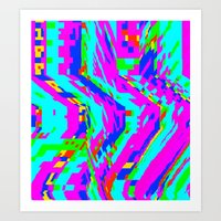 Waverider Art Print