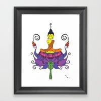 Sidharta Framed Art Print