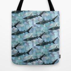 Sharks Repeat 1 Tote Bag