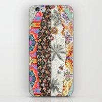Lean On Me iPhone & iPod Skin