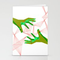 String Theory Stationery Cards