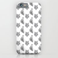 iPhone & iPod Case featuring Hungry like the Wolf by Kirsten McNee