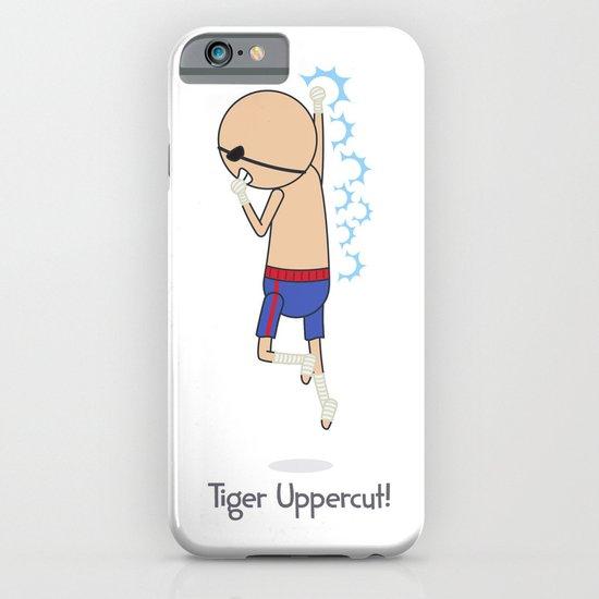 Tiger Uppercut iPhone & iPod Case
