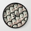 AAAA! II Wall Clock