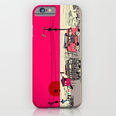 Pink Sky iPhone 6 Slim Case