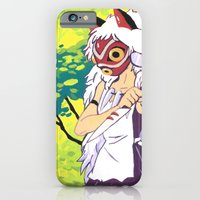 Princess Mononoke iPhone 6 Slim Case