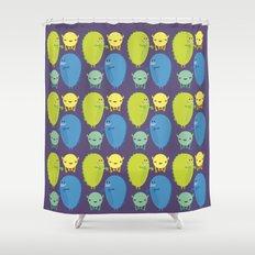 Dinos Shower Curtain