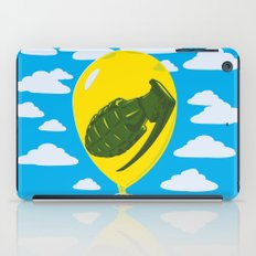 About To Pop iPad Case