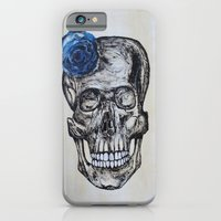 iPhone & iPod Case featuring SKULL by Brianna Saba