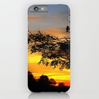 Peaceful Sundown iPhone 6 Slim Case
