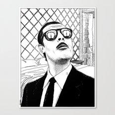 Asc 390 - L'amant Sici… Canvas Print