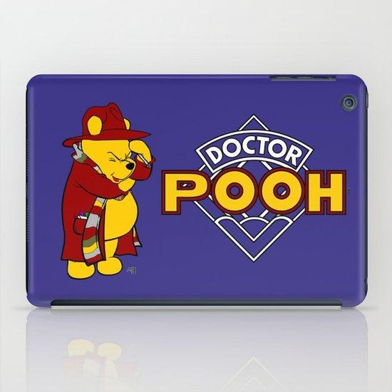 Doctor Pooh iPad Case