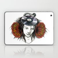 Record Head Laptop & iPad Skin