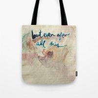 Real Love Tote Bag
