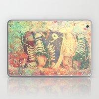 Converse2 Laptop & iPad Skin
