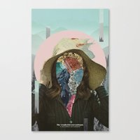 The Wonderful Conventional Canvas Print