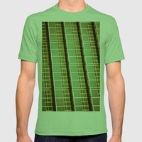 Levels Mens Fitted Tee Grass SMALL