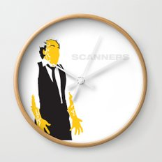 Scanners Wall Clock