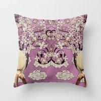 MINDblown - 4 Throw Pillow