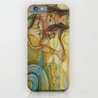 Mermaid Island iPhone 6 Slim Case