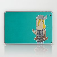 004_thor Laptop & iPad Skin