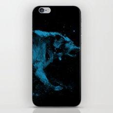 the watcher iPhone & iPod Skin