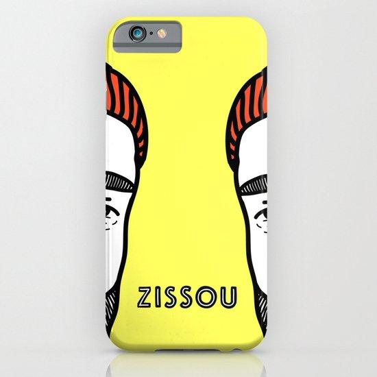Zissou #2 iPhone & iPod Case