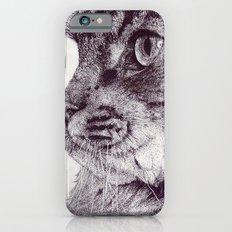 Big Cat iPhone 6s Slim Case