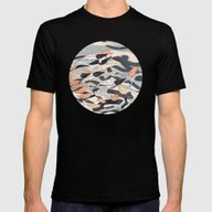 Magic Breeze Mens Fitted Tee Black SMALL