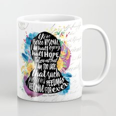 Persuasion - You Pierce My Soul Mug