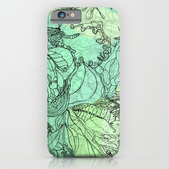 Insects iPhone & iPod Case