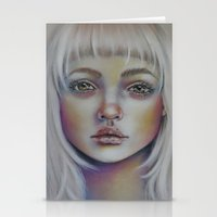 These Vibrant Scars  Stationery Cards
